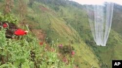 La Corte Constitucional colombiana ordenó el reinicio de las fumigaciones de cultivos ilícitos con el químico, pero bajo estrictas condiciones.