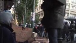 اعتصابات کارگری در يونان