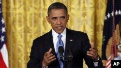 Tổng thống Hoa Kỳ Barack Obama