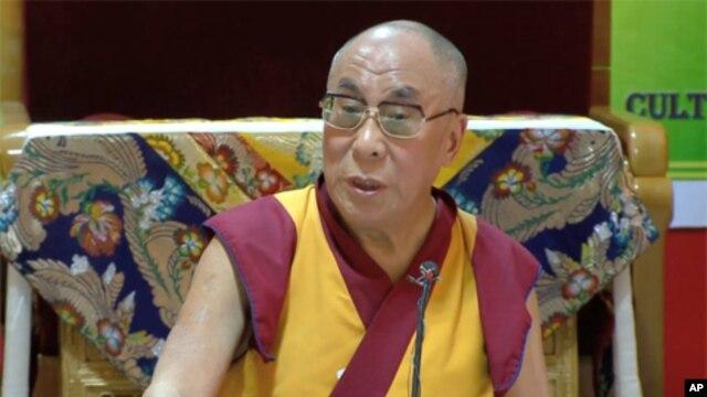 The Dalai Lama (file photo)
