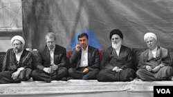 برخی معتقدند مخاطب رهبر جمهوری اسلامی، محمود احمدی نژاد است