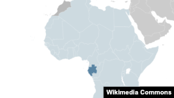 Le Gabon, en Afrique. (Wikipedia commons)