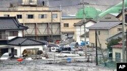 عکس العمل رهبران جهان مبنی بر زلزلۀ جاپان