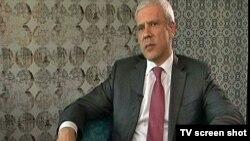Predsednik Nove demokratske stranke Boris Tadić