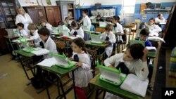 El objetivo del nuevo programa es solucionar la escasez de maestros de inglés que enfrenta Uruguay.
