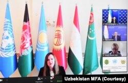 BMT yetakchiligida Markaziy Osiyo bosh diplomatlari virtual majlisi, 7-iyul, 2021