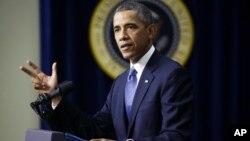 Muncul kekhawatiran Iran akan makin bebas mengembangkan nuklir, setelah Obama batal menyerang Suriah (foto: dok).