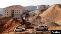 """Permukiman Israel 'Beitar Ilit' di daerah pendudukan di Tepi Barat, Palestina (foto: ilustrasi). Resolusi PBB itu menyerukan agar Israel """"segera dan sepenuhnya menghentikan kegiatan pembangunan permukiman di daerah Palestina yang diduduki, termasuk di Yerusalem Timur."""""""