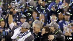Kilabii Seattle,SeaHawk tSuper Bowl 2014 mootetti akkana gammada
