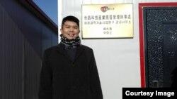 타이완 기업 레더 사 CEO 피턴 팬 씨. (자료사진)