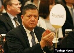 Ông Marzuki Darusman báo cáo viên đặc biệt của Liên hiệp quốc về Bắc Triều Tiên.