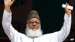 被判處絞刑的71歲前內閣部長拉赫曼.尼扎米。
