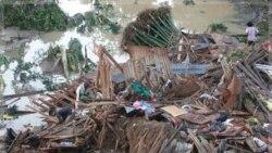 بیش از ۶۰۰ نفر کشته در طوفان دریایی واشی در فیلیپین