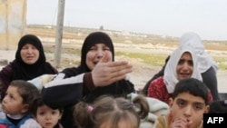 Izbeglička kriza u Siriji sve intenzivnija
