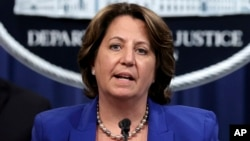 Заместитель генерального прокурора США Лиза Монако