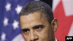 Президент США Барак Обама. Вашингтон. 4 февраля 2011 года