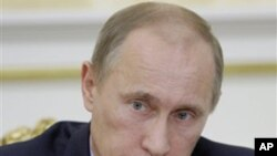 Russian Prime Minister Vladimir Putin (file)