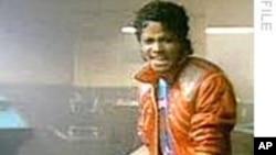 迈克尔杰克逊葬礼结束