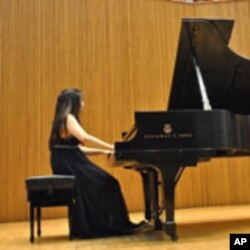 Oberlin Conservatory of Music Student Diane Lye