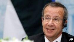 Президент Естонії Тоомас Ільвес