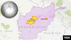 Taliban menewaskan 14 orang warga Syiah di provinsi Ghor, Afghanistan tengah (foto: ilustrasi).