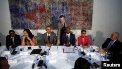 Susret predsednika Obame sa kubanskim disidentima