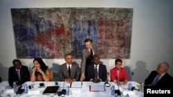 Rais Obama akutana na wapinzani wa Cuba