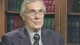 Politikolog Robert Prenger