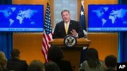 وزیر خارجه آمریکا در یکسال گذشته بارها به فساد گسترده مقامات ایران اشاره کرد.