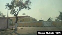 Residência de José Eduardo dos Santos, Luanda, Angola