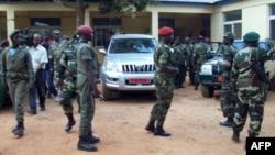 Militares da Guiné-Bissau (Foto de arquivo)