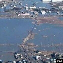 Zemljotres je katastrofalno oštetio infrastrukturu u Japanu