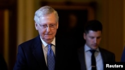 Lider republikanaca u Senatu Mič Mekonel