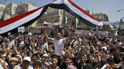 جلوگیری نیروهای امنیتی یمن از درگیری