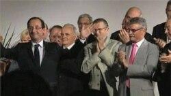 Hollande, Merkel Face Berlin Showdown