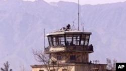 افغانستان میں باگرام کا قید خانہ