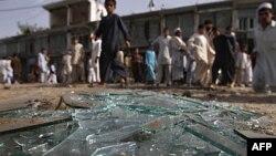 Після вибуху міни в Афганістані