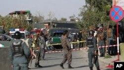 این حمله در ساحۀ پل محمود خان در نزدیکی وزارت دفاع به وقوع پیوست