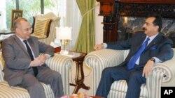 سلمان بشیر کی وزیراعظم گیلانی سے ملاقات