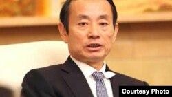 原中石油集团公司董事长、国资委主任蒋洁敏(网络图片)
