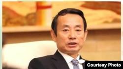 原中石油集團公司董事長、國資委主任蔣潔敏(網絡圖片)