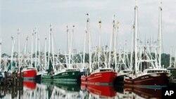 Οι ψαράδες επιστρέφουν στον Κόλπο του Μεξικού