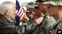د افغانستان نه د امریکایي ځواکونو د راوتل په اړه د پوځي قوماندانو اندیښنې