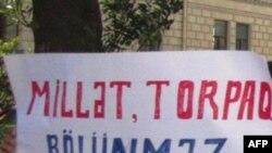 Azərbaycan Milli İstiqlal Partiyası Urmiyə gölünün qurumasına etiraz edir