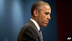 El presidente Obama enfrenta desafíos en reunión del G-7.