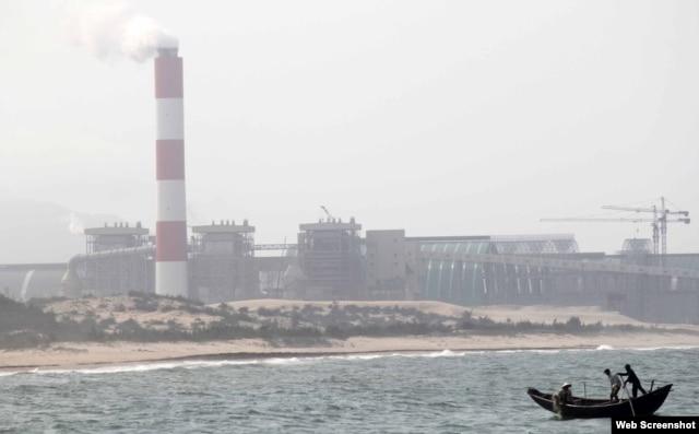 Formosa được cấp phép xả nước thải sau khi xử lý; thời hạn giấy phép 10 năm với 12 thông số và giới hạn nồng độ gây ô nhiễm. Ảnh chụp màn hình Vietnamnet
