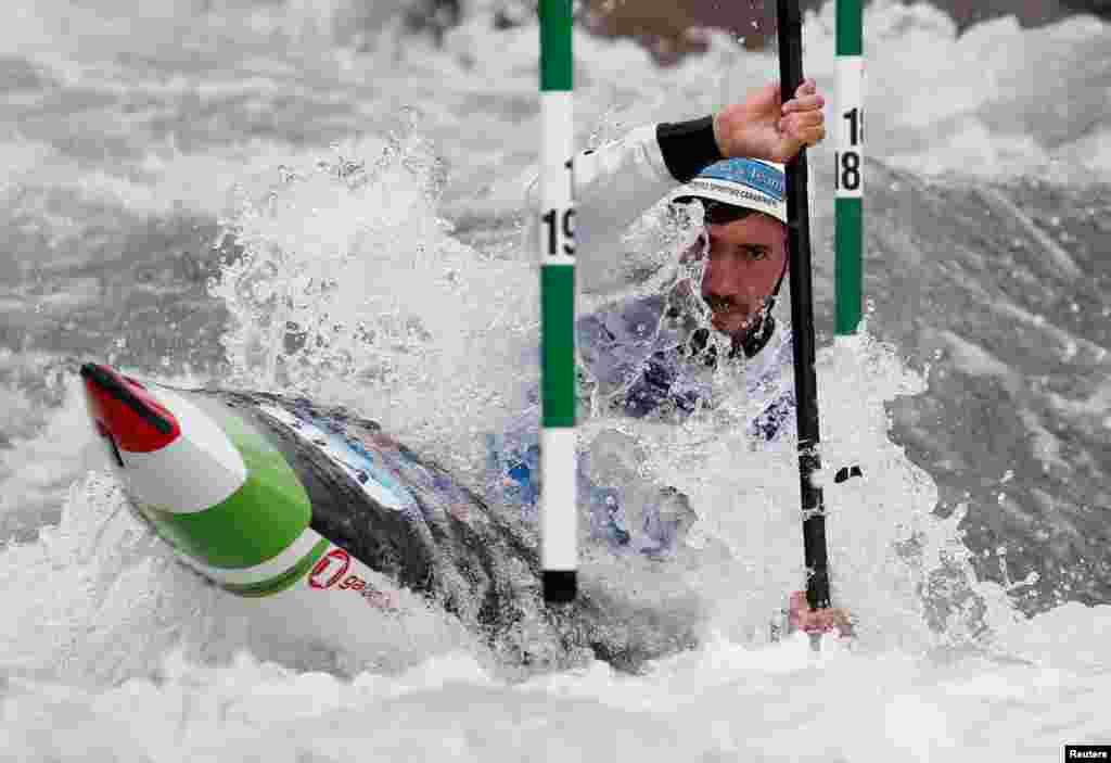 Canoeing - 2021 Slalom Avropa Çempionatı (İtaliya)