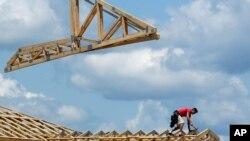 2014年7月17日伊利諾伊州斯普林菲爾德建築工人