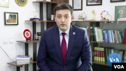"""Bobur Bekmurodov, Oliy Majlis Qonunchilik palatasi a'zosi, """"Yuksalish"""" milliy harakati raisi"""
