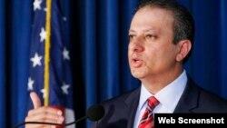 پریت بارارا، دادستان سابق ناحیه جنوبی ایالت نیویورک DOJ Photo